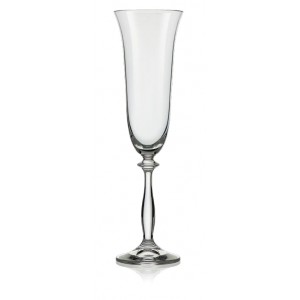 Angela Champagne Glass - 190 ml