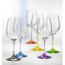 Rainbow Wine Glass - 350 ml