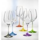 Rainbow Wine Glass - 350 ml