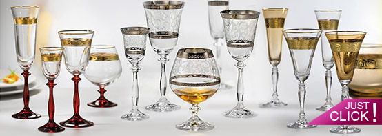 DECORATIVE GLASSES