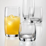 Ideal - plain drinking glass